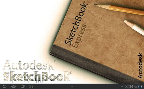 sketch book expres sketchbook express traditional in the digital world