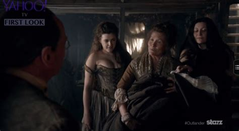 Outlander Wedding Clip by New Episode 7 Clip Shopping For S Wedding Dress