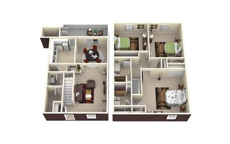 three bedroom townhomes three bedroom townhomes 28 images 3 bedroom everett