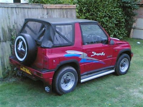 1995 Suzuki Sidekick Specs Zacspeed 1995 Suzuki Sidekick Specs Photos Modification