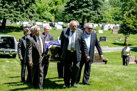 photos funeral for kermit arrington 1927 2013 the batavian