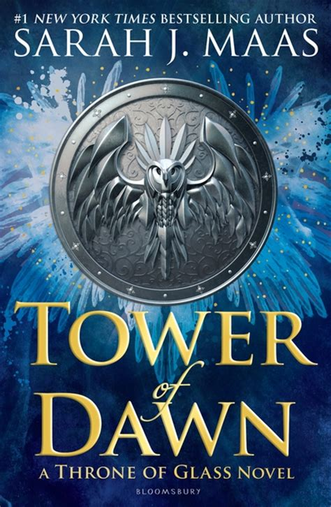 tower of dawn throne of glass sarah j maas bloomsbury children s books