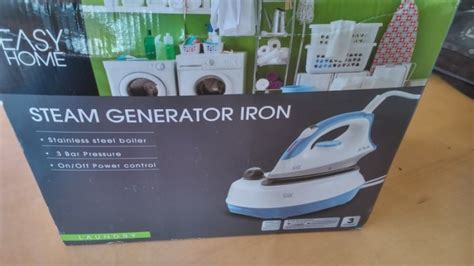 brand new easy home steam generator iron for sale in