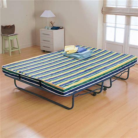 lit pliant 2 personnes 140 meuble de salon contemporain