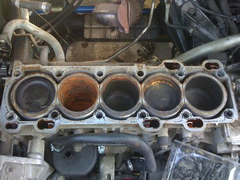 volvo head gasket repair tips matthews volvo site