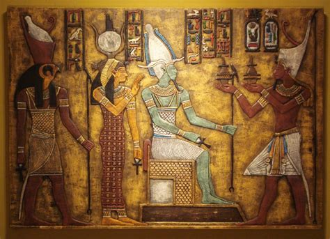 imagenes egipcias horus los dioses egipcios m 225 s importantes de la mitolog 237 a