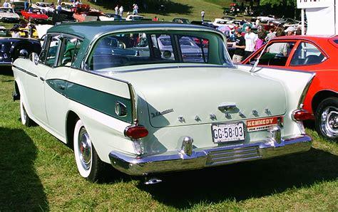 green rambler car amc rambler ambassador de luxe for sale 1959 on car and