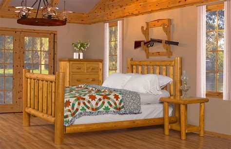lodge bedroom furniture mountain lodge bedroom furniture dundalk leisure craft