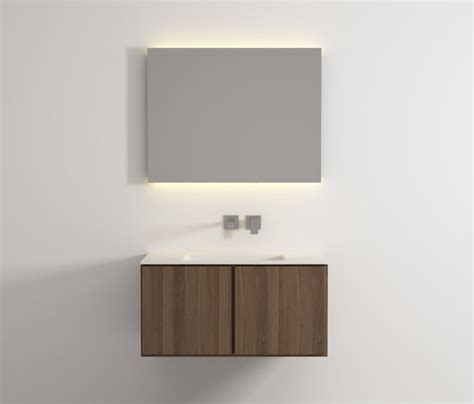 Hanging Cabinet Doors Move Hanging Cabinet 2 Doors Integrated Washbasin Vanity Units From Idi Studio Architonic