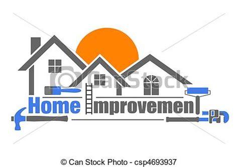 stock illustrations of home improvement an illustration
