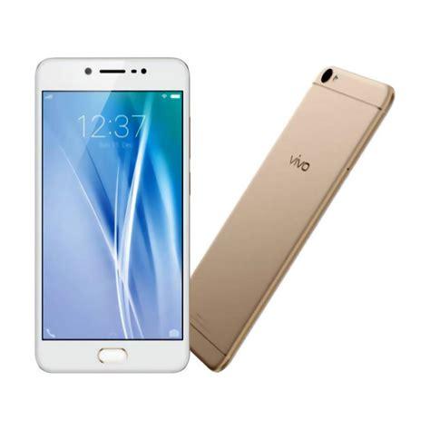 Vivo Y55 4g 2 16 Gb Gold harga android terbaru 2017 hape android