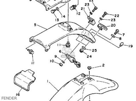 wiring diagram 1984 yamaha xt250 diagram auto wiring diagram