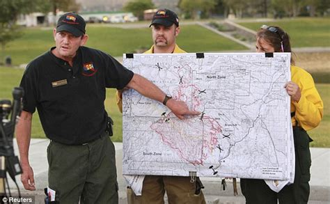 operation section chief los alamos wildfire residents flee as firefighters battle