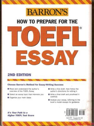 prepare for anything paperback edition 338 essential skills outdoor books barron s how to prepare for the toefl essay 2nd edition