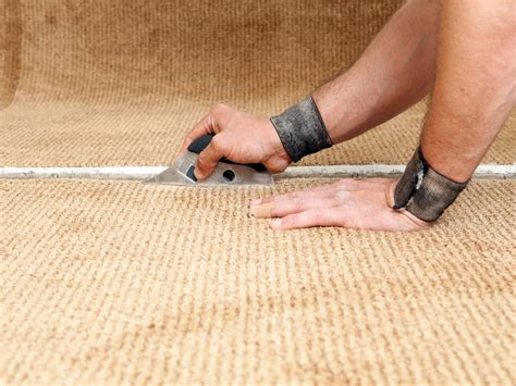 How To Install Rug by How To Install Carpet Yourself With Much In 3 Bedrooms Pad