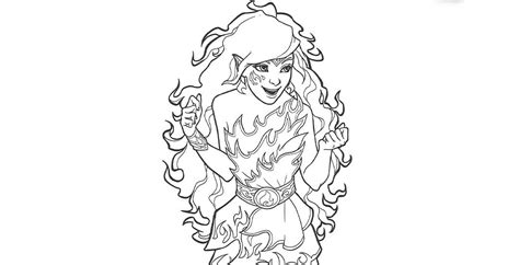 LEGO Elves Coloring Pages   GetColoringPages.com
