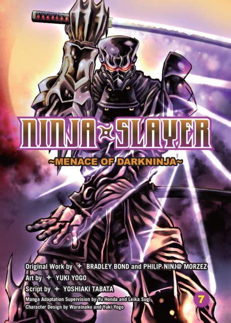 ninja slayer volume comic vine