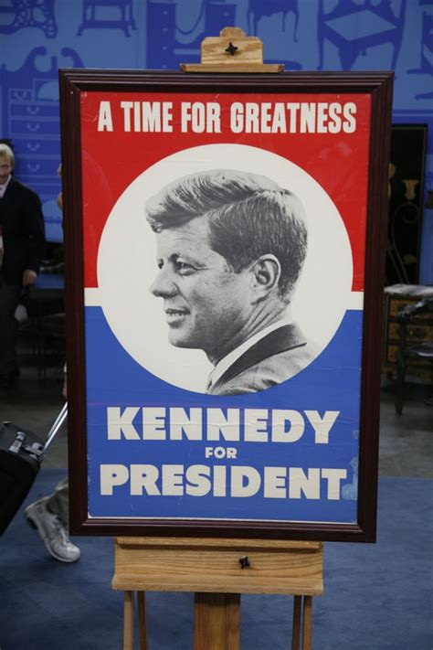 john  kennedy campaign poster antiques roadshow pbs