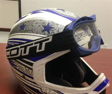 youth xs motocross helmet sell fulmer youth xs motocross atv mx helmet goggles