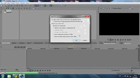 vegas pro intro tutorial sony vegas pro 11 intro tutorial 2 the raven edition