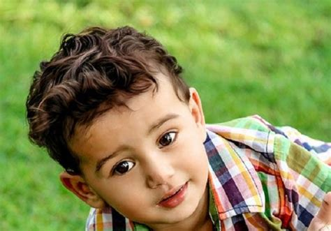 how to cut toddler boy hair curly 33 stylish boys haircuts for inspiration