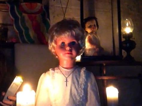 haunted doll reddit haunted doll said to cause attacks just by looking