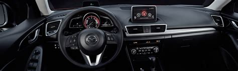 Upholstery Dashboard by 2016 Mazda3 Sport Review