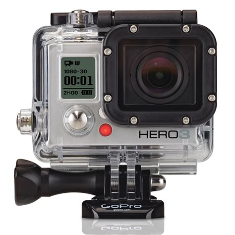 Gopro Gopro gopro hero3 a must for all adventure sports