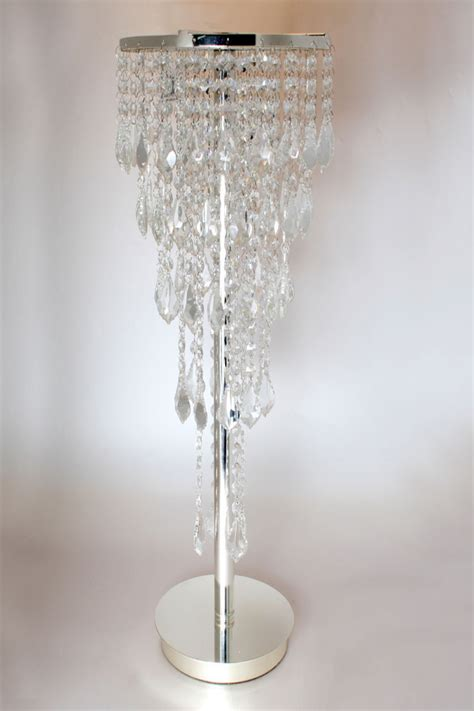 90cm Crystal Table Chandelier Uk Shopping Mall Table Candle Chandelier