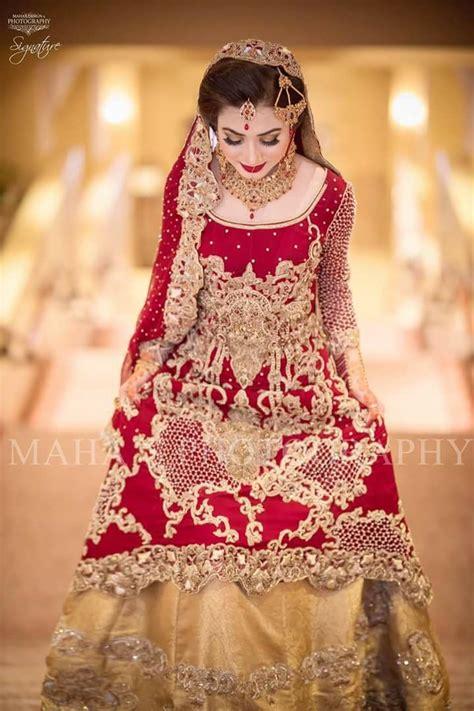 beautiful designs pakistani bridal dresses 2017 latest mehndi barat