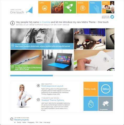wordpress layout per page siti wordpress per aziende i migliori template maggio 2013
