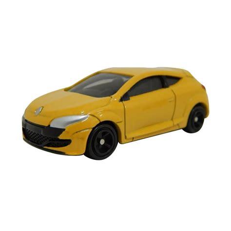 Produk Promo Tomica No 44 Renault Megane Miniatur Mobil Diecast Takara jual takara tomy tomica no 44 renault megane rs diecast kuning harga kualitas
