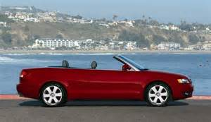Audi A4 Roadster 2006 Audi A4 Convertible Picture 45177 Car Review