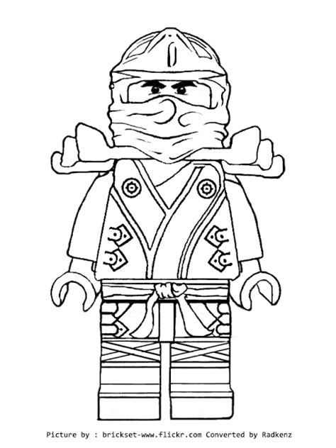 coloring pages of the golden ninja radkenz artworks gallery lego ninjago