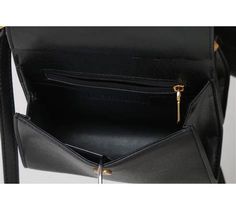 Charles And Keith Boxy Sling Bag charles and keith black sling bag