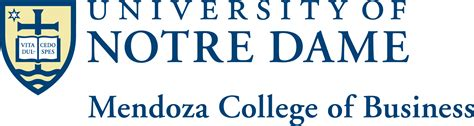 Notre Dame Mba Curriculum by Dean Carolyn Woo Of Mendoza College Of Business Notre Dame