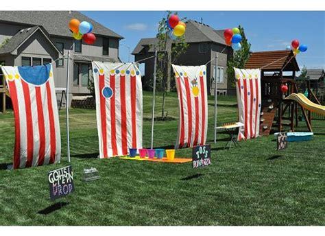 backyard carnival games for kids backyard carnival party ideas 2017 2018 best cars reviews
