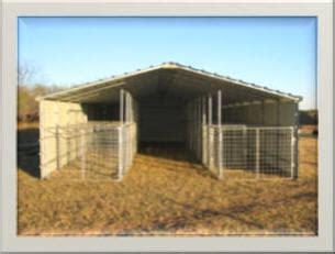 big country livestock equipment  pens