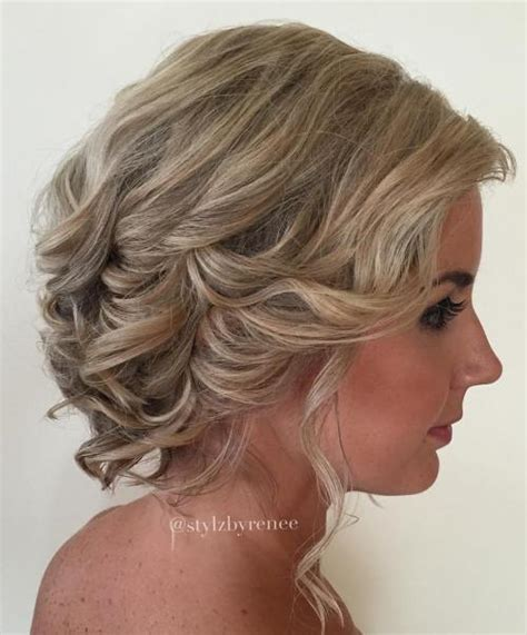 hairstyle ideas for bob length hair 40 best short wedding hairstyles that make you say wow