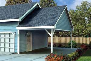Attached Garage Plans Pics Photos Carport Plans And Garages With Attached Carports