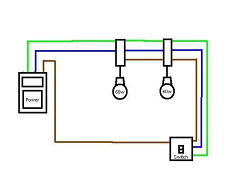 how to wire a loft light diagram 32 wiring diagram