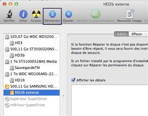 bureau ne s affiche pas disque dur externe ne s affiche pas sur mac