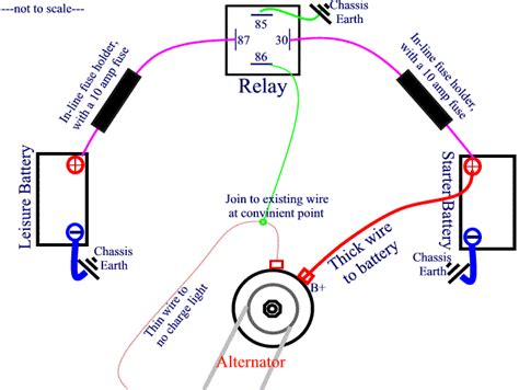 simple relay circuit diagram simple free engine image