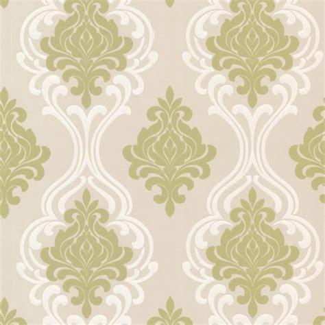 light green wallpaper uk indiana light green damask wallpaper swatch contemporary