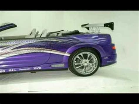 purple mitsubishi eclipse spyder fast and furious purple eclipse tyrese www pixshark com