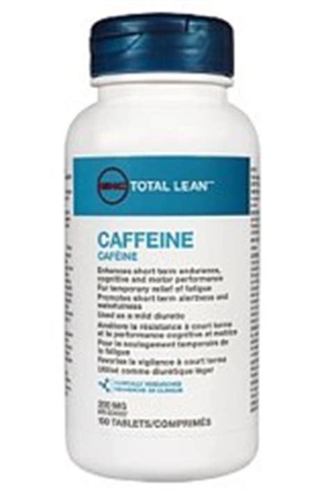 Caffeine Detox Pills by Gnc Total Lean Caffeine Does It Work Diet Pill Review