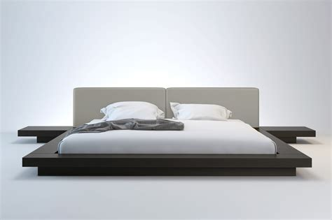 einzelbett modern worth modern platform bed modloft