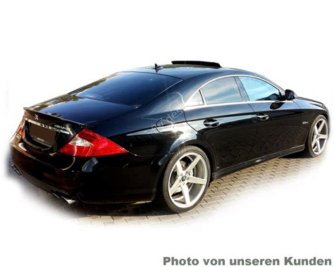 Cls Lackieren Preis by Mercedes Cls Tuning W219 C 219 Spoiler Heckspoiler