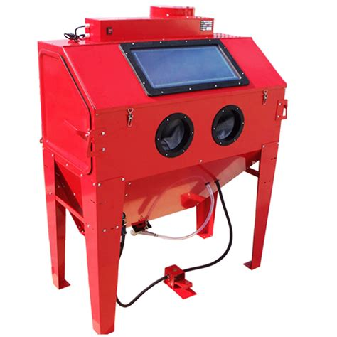sandblaster cabinet for sale industrial air sand blaster blast blasting cabinet