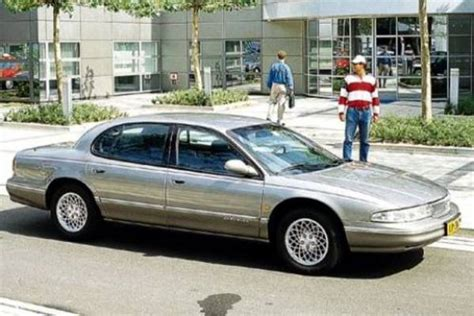 old car repair manuals 1996 chrysler new yorker electronic valve timing chrysler new yorker 1994 1996 service repair manual download man